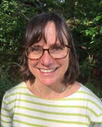 Katharine Rider MA Mindfulness-Based Psychotherapy