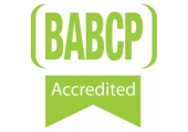 BABCP Accreditation<br />Only see a CBT therapist displaying this logo