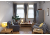 Counselling room - A comfortable room with discreet access.