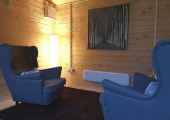 The Counselling Room Dunmow - Internal