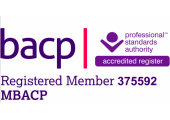 Registrant on the BACP accredited register