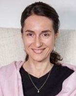 Luiza Neumayer - Chartered Psychologist, Trauma therapist, EFT Couples Therapist