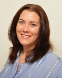 Fiona Magill   Fd Counselling; Registered Member BACP