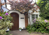 Counselling Room Exterior - In a quiet location with private parking