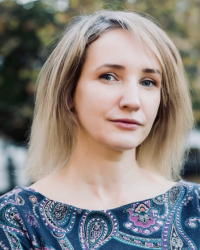 Magdalena Rybarczyk MSc, PG.Dip,  Psychologist (HCPC) Psychotherapist (BPC)