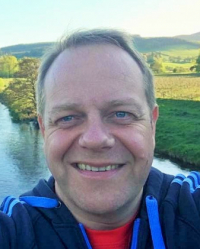 Mark Hepburn - BA (Hons) Counselling & Psychotherapy. Clinical Supervisor