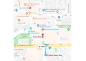 Hammersmith Map