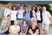 Summer retreat for educators in Italy