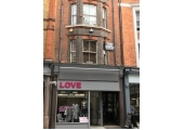 Item 4<br />This is the building of my practice in London - easy to find because of the shop called 'Love' on the ground floor!
