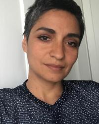 Gabriela Talavera Counsellor & Psychotherapist (Reg. MBACP)