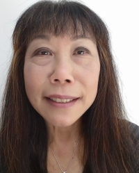 May Lan Jefford - Reg MBACP, B Sc, Adv Dip in Therapeutic Counselling, Cert Ed.