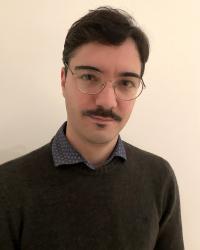 Fabio Valenti, Psychotherapist, MBACP, (MSc, PG. Dip)