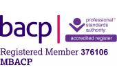 BACP Registered Member<br />BACP Registered Member