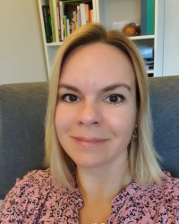CBT therapist and Counsellor Kristina Dorner- BABCP and BACP accredited