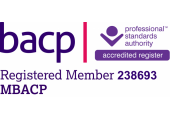Professional membership status - I am a registered member of the British Association for Counsellors and Psychotherapists (BACP). I adhere to their ethical framework for good practice, hold full professional insurance, an enhanced DBS certificate and am c