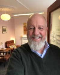 Kenneth Evans BPC Accredited, MBACP, BA (Hons) PG Dip. Psychodynamic Counselling