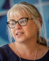 Fiona Paul, UKCP Registered Psychotherapist