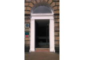 The building entrance for my Edinburgh therapy room<br />The building entrance for my Edinburgh therapy room