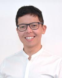 Oscar Myint (MBACP Accred. & Reg)