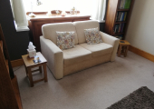 Counselling sofa