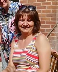 Dawn Bissell. RN, Dip Integ Coun, HPD, D.Hyp.