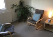 My counselling room @ Sunflower Centre