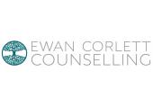 Ewan Corlett Counselling Logo