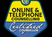 Online Zoom and telephone Counselling sessions available