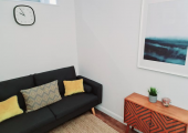 Omya Therapy Centre therapy room