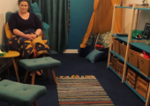 Laura in the Therapy Space