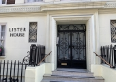 Central London consulting rooms at Lister House