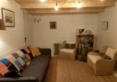 Relaxed Garden Room