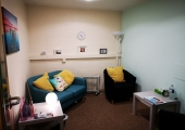 Lime Counselling counselling room