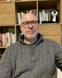 John Richardson - Specialist in anxiety and loss. MBACP, Dip TA Psychotherapy.