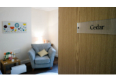 Cedar, my Therapy Room at Fortis Therapy and Training HQ in Grimsby.