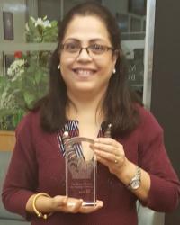 Sadhana Prashar MBACP, NCS (Accred)