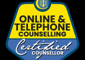 Certified and experienced in telephone and online therapy.
