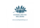 Counselling for Wellbeing logo