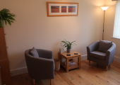 One of our counselling spaces