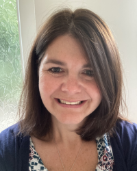 Julie Liddle, Psychotherapeutic Counsellor, MBACP and Trainee Supervisor