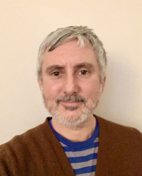 Lee Roethenbaugh UKCP accredited Psychotherapist