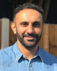 Aman Johal, Cognitive Behavioural Psychotherapist, BABCP Accredited