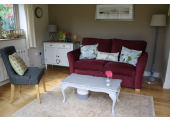 My practice room at The Garden House, Wymondham
