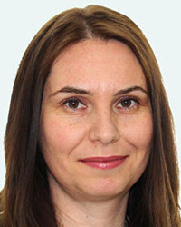 Aleksandra Litovski, CPsychol, Chartered Counselling Psychologist