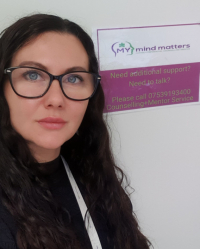 Maria Yvars - MY mind matters MBACP