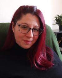 Vasiliki (Vicky) Drakopanagiotaki (P.G.Dip.Psychotherapy, M.Ed. Autism)