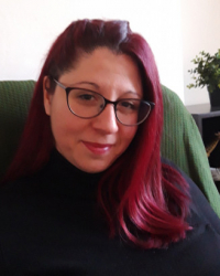 Vasiliki (Vicky) Drakopanagiotaki (MEd Autism, MSc Psychotherapy, UKCP Accred.)