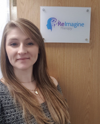 Jessica Hayes, BABCP accred. CBT Therapist, ReImagine Therapy
