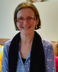 Gillian Cowley McPhee