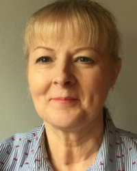 Kathy Lock, DipHE, BA (Hons), MBACP.